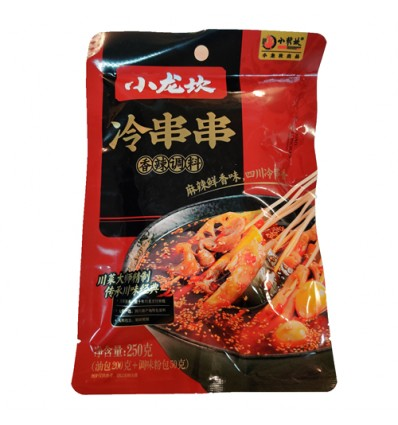 小龙坎*酸辣粉*金汤肥牛味 126g instant noodle