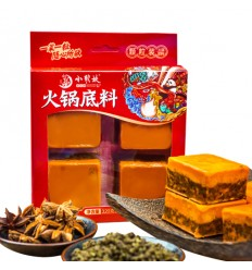 小龙坎*牛油火锅底料 198g Hot pot spices