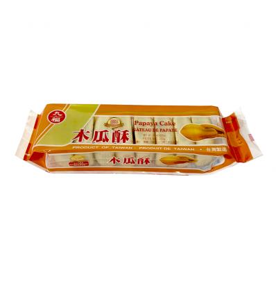 台湾九福*绿茶酥 227g cake
