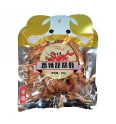金丰味*鲜烤鱼 43g kaoyu