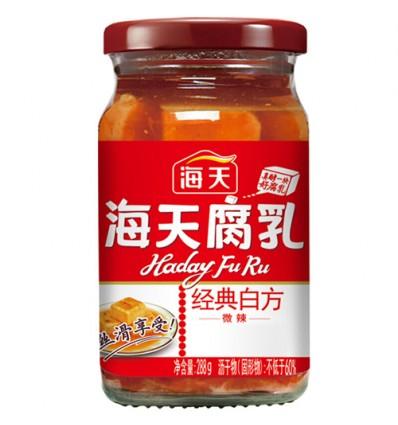 (绿)海天*经典白方腐乳*原味 288g tofu