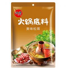 川崎*火锅底料*猴头菇味 200g hotpot
