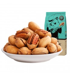 三只松鼠*碧根果(山核桃) 160g Three squirrels snacks