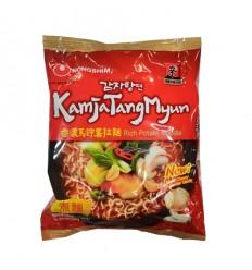 韩国农心*辣白菜拉面 120g noodles