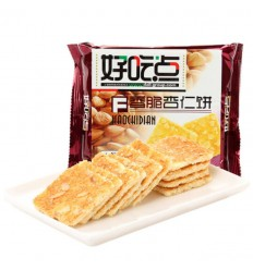 好吃点*香脆腰果饼 108g biscuit
