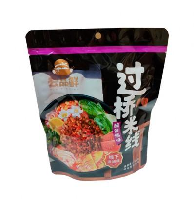 云品鲜*过桥米线*菊花鸡肉味 198g instant noodle