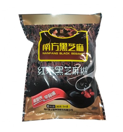 (小包)南方黑芝麻糊*原味 360g Black sesame pasta