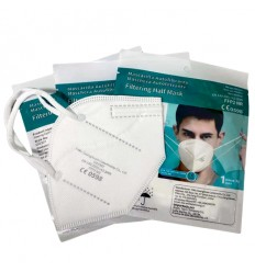 KN95防护口罩(5层)2个 Face Disposable Mask