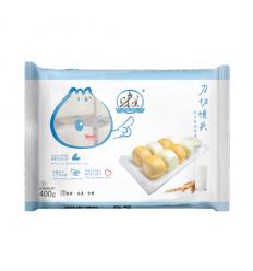 (A区)味美*刀切馒头*牛奶味*16个装 400g weimei food