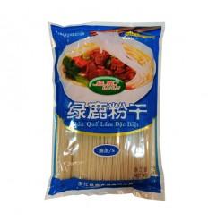 绿鹿粉干(中条) Grenn Deer Rice noddles 400g