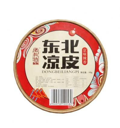 佬长坊*东北凉皮*芝麻酱香 190g noodles
