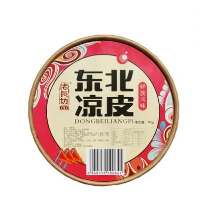 佬长坊*东北凉皮*京味辣香 190g noodles