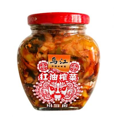 乌江下饭菜(瓶装) Preserved Beans 300g