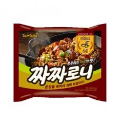 (绿袋*5连包)韩国三养*火鸡面*炸酱味 700g Instant Noodles