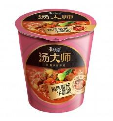 康师傅*卤香牛肉面 104g noodles