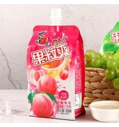 喜之郎CICI(草莓)果冻爽*袋装150g CICI jelly