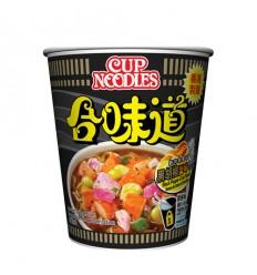 (杯装)汤达人*日式豚骨拉面 83g noodles