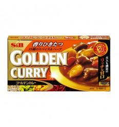 S&B金牌日式咖喱块*橙色(微辣) S&B Curry 220g