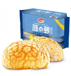 日本东京*北海道牛乳面包*咸黄油味*蓝 70g bread