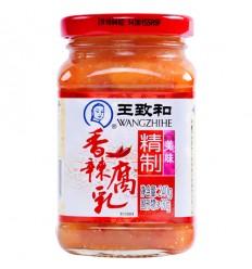 王致和香辣腐乳 Fermented bean curd 240g
