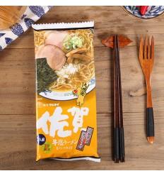 拉面说*招牌豚骨叉烧拉面*白色 141g noodles