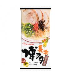 日本佐贺*拉面*紫菜牛骨汤味*2人份 185g noodles