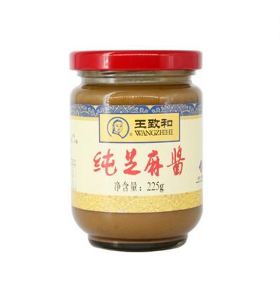 王致纯芝麻酱225g Fermented sesame paste