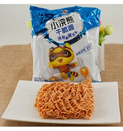 (粉)统一*小浣熊干脆面*意式红烩有点甜味 40g noodles