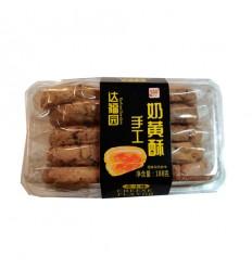 米莉亚*老北京手工蛋黄酥*芝麻味 280g cake