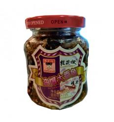 桂花嫂*油爆丁香鱼(蓝) 170G Fried clove fish