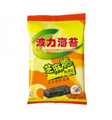 波力海苔*荞麦脆脆 12g seaweed