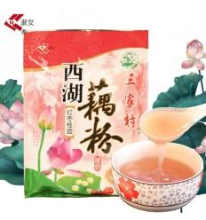 三迪 藕粉(桂圆红枣)Walnut powder 500g