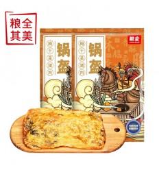 (红)(A区)粮全*锅盔*梅干菜猪肉*5片 500g guoikui