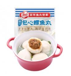 (A区) 海欣*爆汁*包心鳕鱼丸 260g fish ball