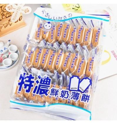 香港恬恬思TTS 薄饼 (特浓鲜奶)280g Cracker