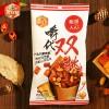(红)旺旺*嚼代双挑*香酥椒+麻辣花生 80g wangwang snacks