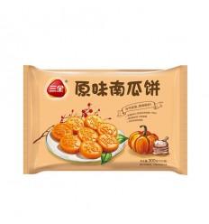 (A区)三全*豆沙南瓜饼*12只 300g pie