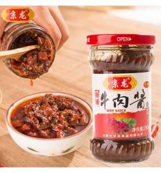 老干妈*风味豆豉油制辣椒 280g Soybean hot pepper oil