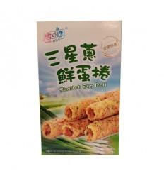 香港脆香园*蛋卷 125g Cracker