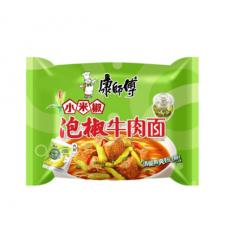 康师傅*红烧排骨面 103g noodles