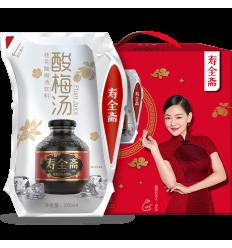 寿全斋绿豆百合汤饮料 200ml Mung Bean Lily Soup