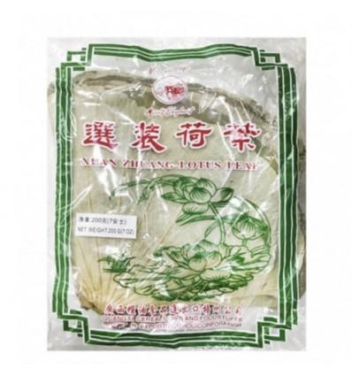 象山牌选装干荷叶 200g Dried lutos leaves