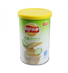 乐事无限薯片*翡翠黄瓜味 40g snacks
