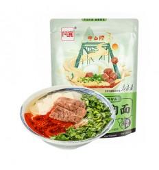 (绿)阿宽*兰州牛肉面 95g noodles