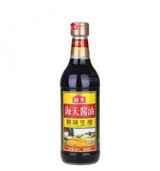 万家香酱油1L装 soy-bean sauce