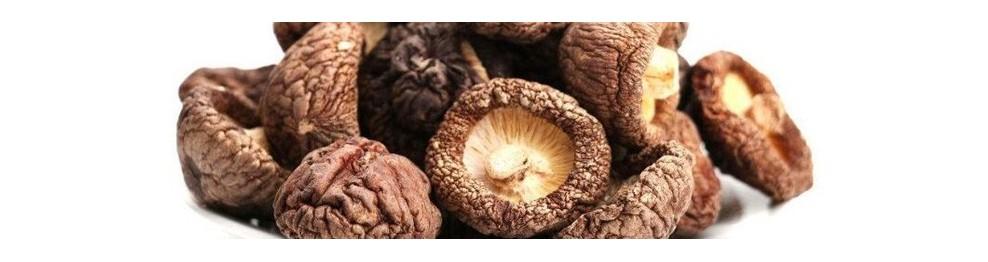 干菜&菌菇