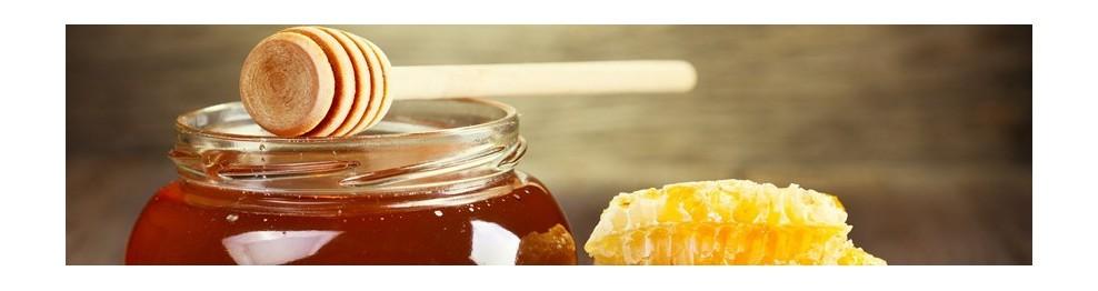 农家乡村蜂蜜及相关产品